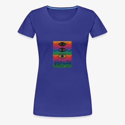 third eye - Women's Premium T-Shirt