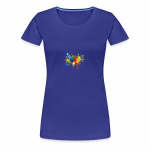 first logo 1 - Women's Premium T-Shirt