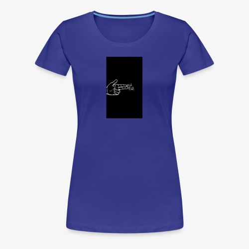 Tala by Devanshee Kariel - Women's Premium T-Shirt