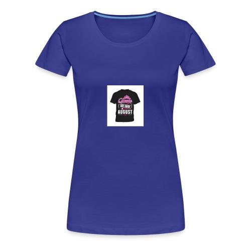 aout - Women's Premium T-Shirt