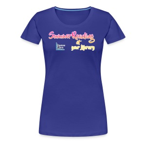 Summer Reading at Your Library - Women's Premium T-Shirt
