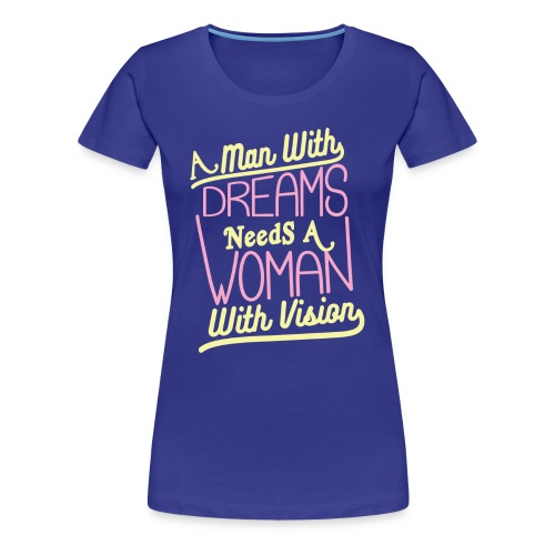 Relationship Goals - Women's Premium T-Shirt