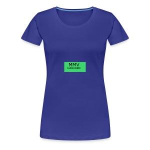 MMV BEST IN ONE - Women's Premium T-Shirt