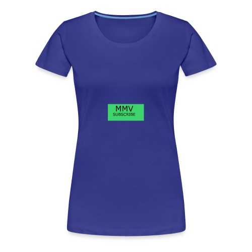 MMV BEST IN ONE - Women's Premium T-Shirt