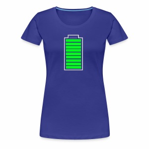 Full Charge - Women's Premium T-Shirt