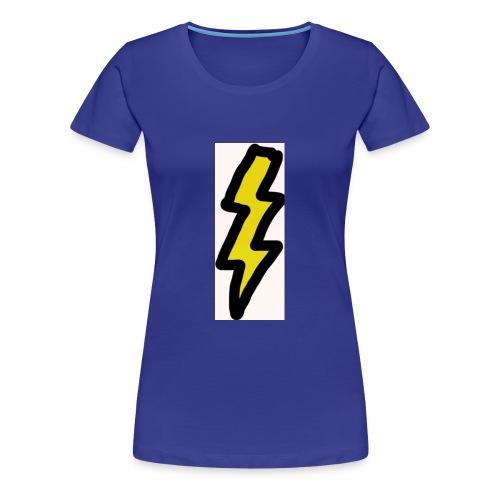 fab lightning - Women's Premium T-Shirt