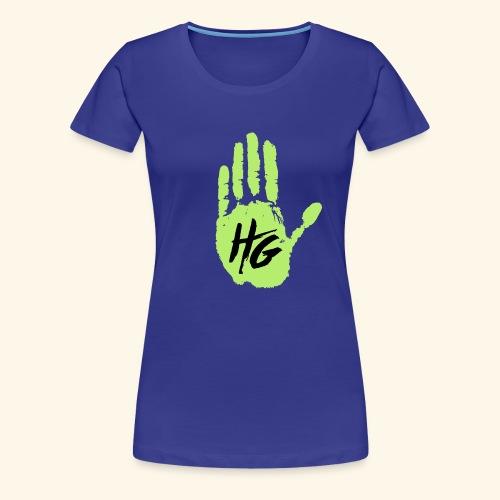 Hand Grown - Women's Premium T-Shirt