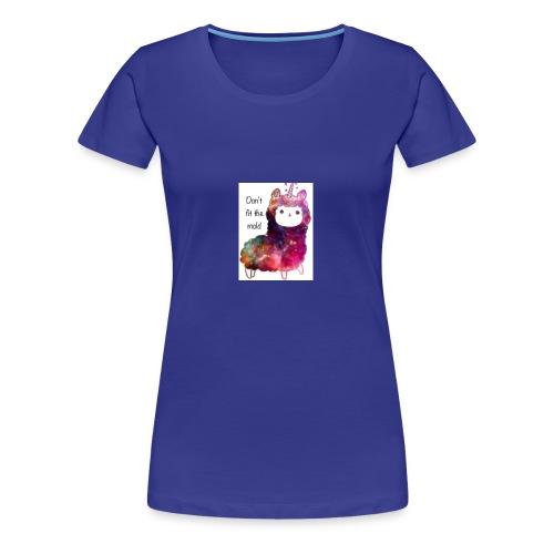 Believe in Magic Llamacorn - Women's Premium T-Shirt