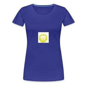 Logo lion - Women's Premium T-Shirt