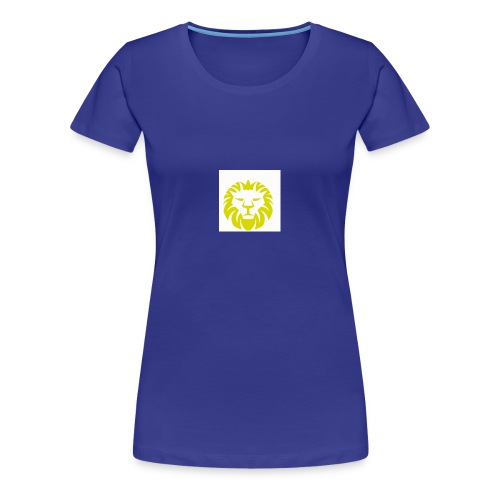 Logo lion - Women's Premium T-Shirt