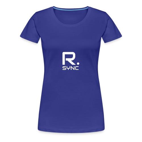 R.SYNC - Women's Premium T-Shirt