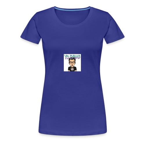 Gangster - Women's Premium T-Shirt