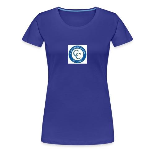 BULLDAWGS - Women's Premium T-Shirt