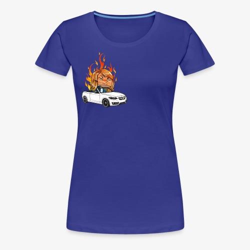 Angry Rage - Women's Premium T-Shirt