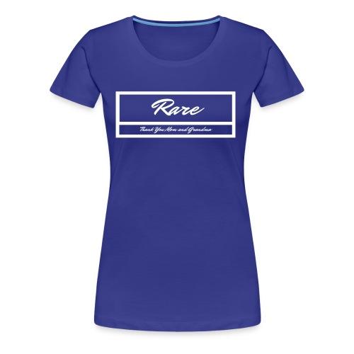 RARE Wht Label Women/ Girls - Women's Premium T-Shirt