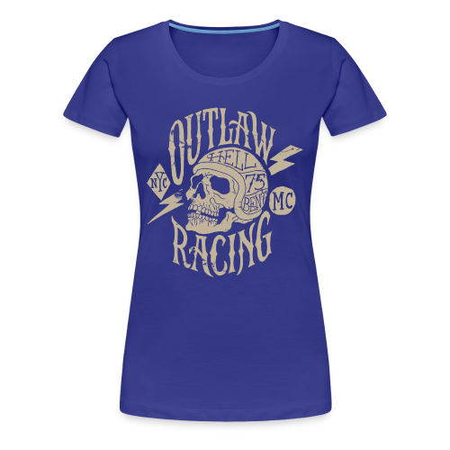 Outlaw Racing - Women's Premium T-Shirt