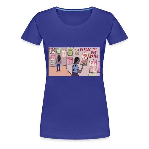 bb3 - Women's Premium T-Shirt
