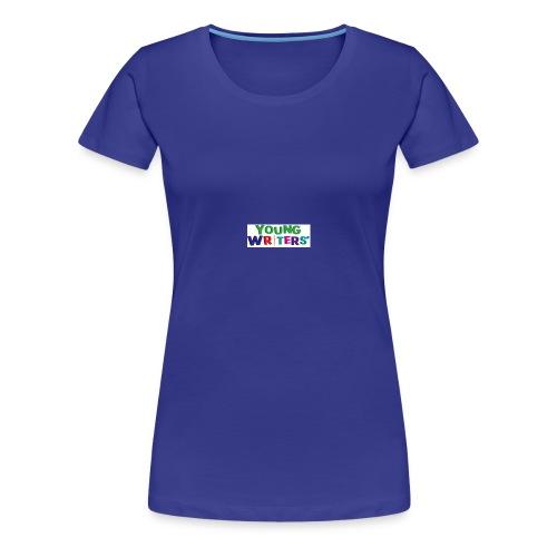 Young Writers - Women's Premium T-Shirt
