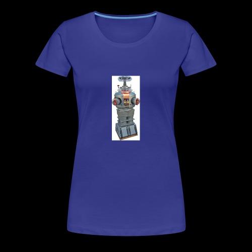 vacile droid - Women's Premium T-Shirt