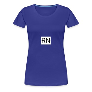 RN_Logo_small - Women's Premium T-Shirt