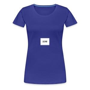 The ZER0 Brand - Women's Premium T-Shirt