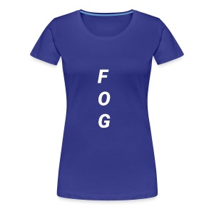 FOG - Women's Premium T-Shirt