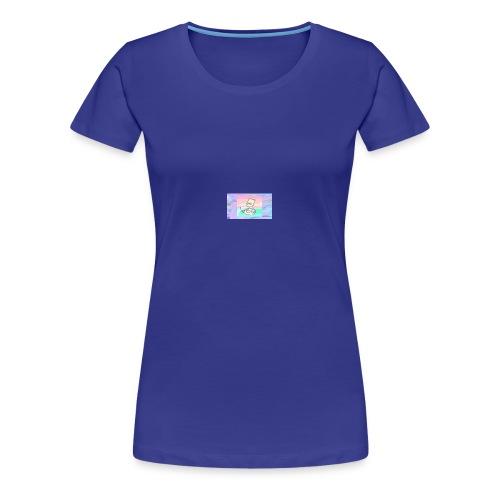 way v - Women's Premium T-Shirt