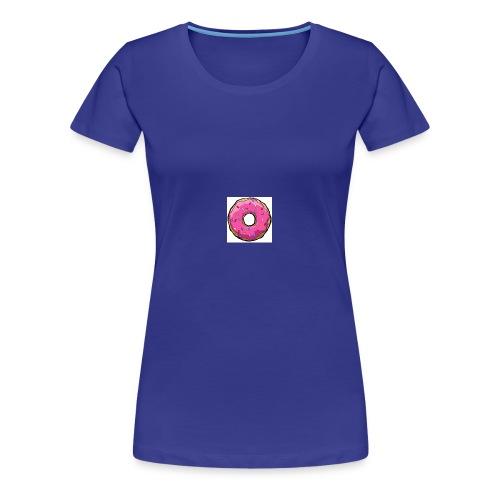 DONUT FOR ENTERPRISE - Women's Premium T-Shirt