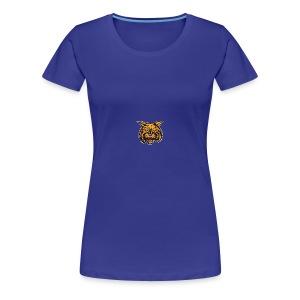bobcatlogo - Women's Premium T-Shirt