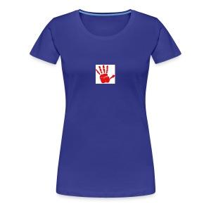 Victory high five - Women's Premium T-Shirt