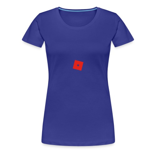Roblox Logo - Women's Premium T-Shirt