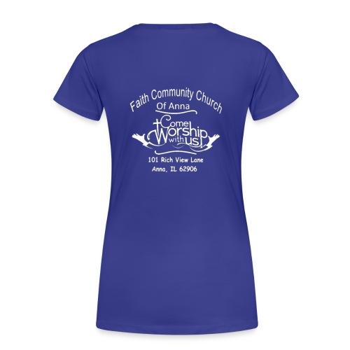 FCC - Women's Premium T-Shirt