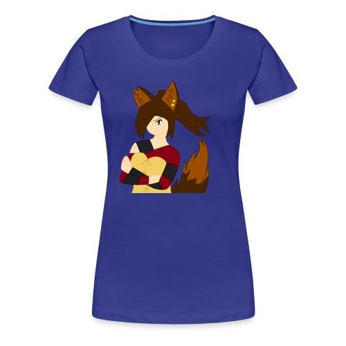Captain Kiba - Women's Premium T-Shirt