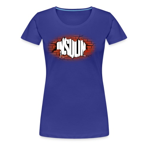 Insulin Breakthrough - Women's Premium T-Shirt