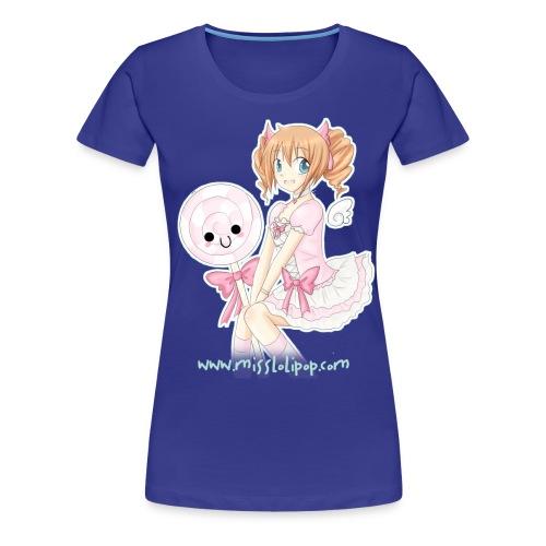 misslolifront - Women's Premium T-Shirt