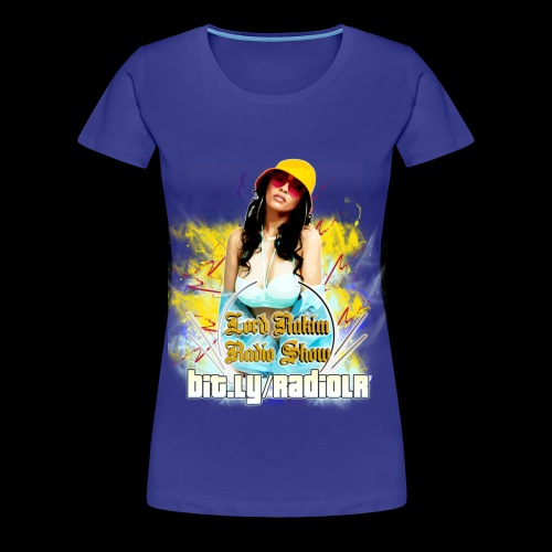 Lord Rakim Radio - Fly B-Girl - Women's Premium T-Shirt