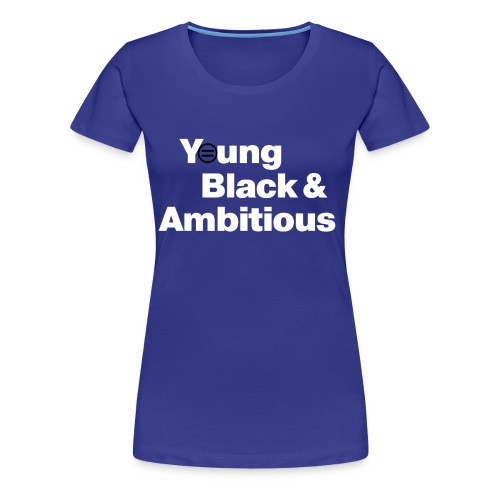 YBA Red and Blue Shirts2 - Women's Premium T-Shirt