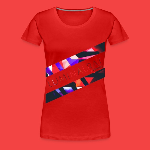 Broken space - Women's Premium T-Shirt