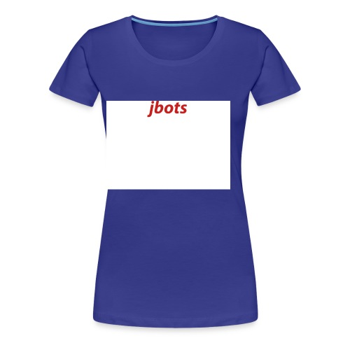 JBOTS Shirt design3 - Women's Premium T-Shirt