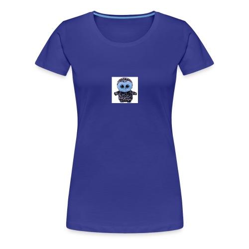 blue_hootie - Women's Premium T-Shirt