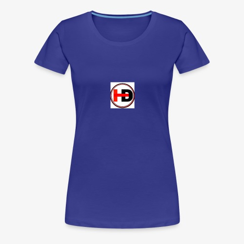 HDGaming - Women's Premium T-Shirt