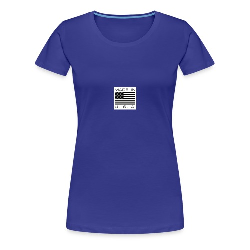This is who I am - Women's Premium T-Shirt