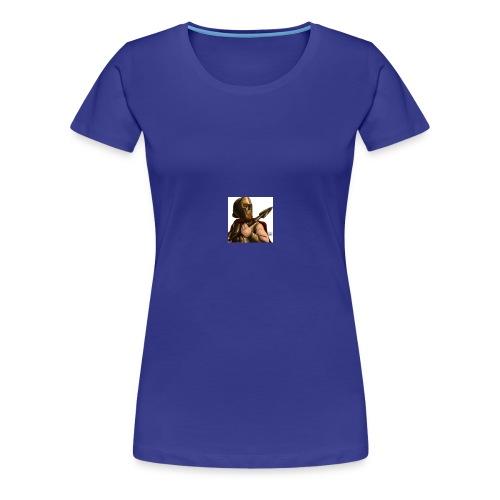 lanceypooh 2 - Women's Premium T-Shirt