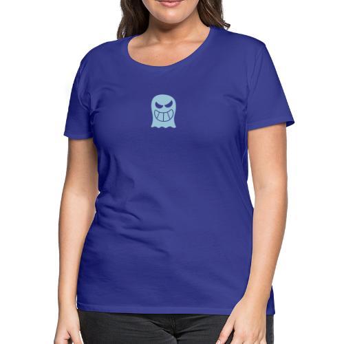 Naughty Halloween Ghost - Women's Premium T-Shirt