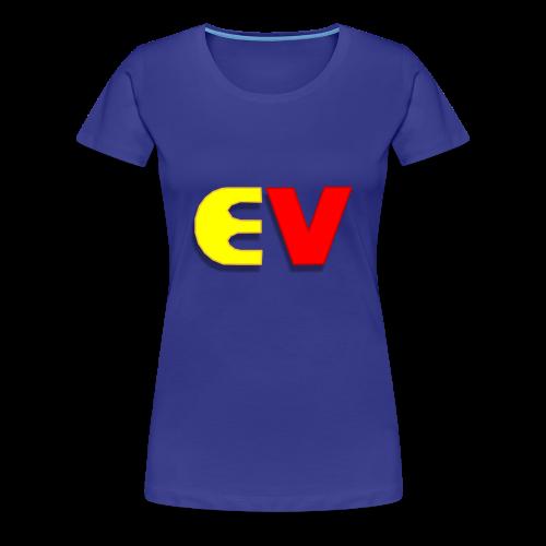 Entoro Vace Logo - Women's Premium T-Shirt