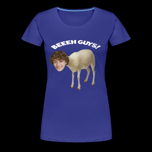 Beeeeeh Guys is MoutMout 2 - Women's Premium T-Shirt