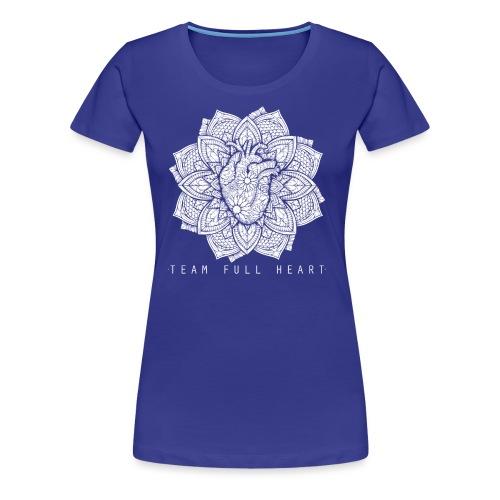heartzip - Women's Premium T-Shirt