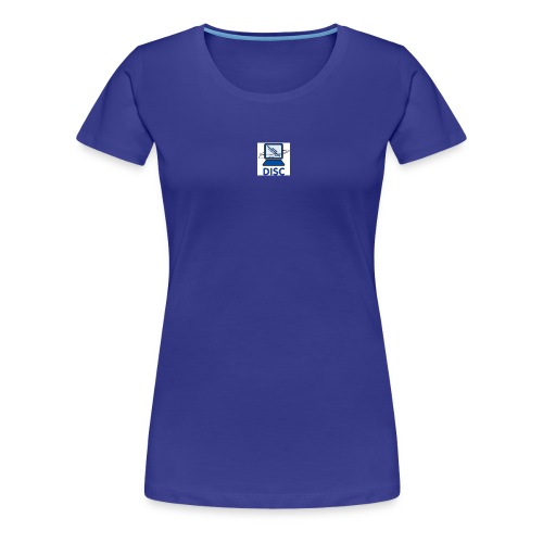 LogoColorTextBelow Email jpg - Women's Premium T-Shirt