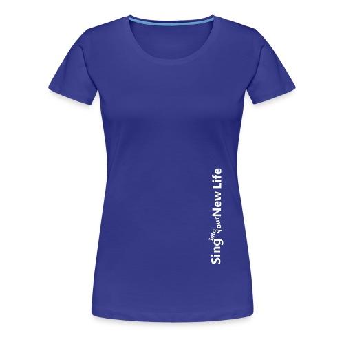 Sing Sharp - Women's Premium T-Shirt