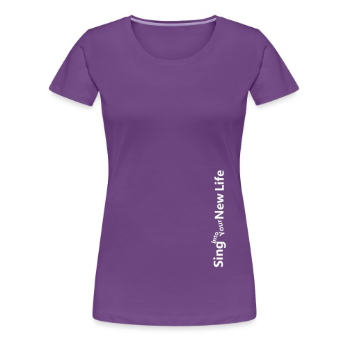 Sing Sharp - Women's Premium T-Shirt